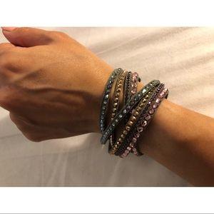 Slake Swavorski bracelet